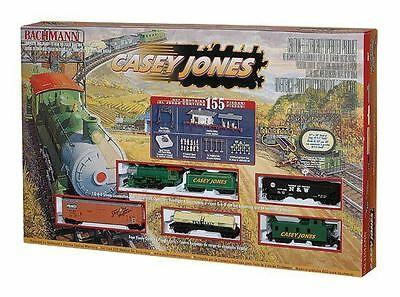 HO Bachmann Casey Jones Train Set 00617