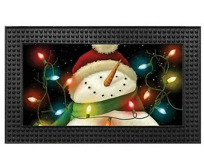 Christmas Musical Doormat