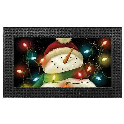 Christmas Musical Doormat
