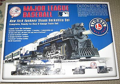 Lionel Yankee Train Set
