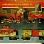 Lionel Mickey Mouse Train Set