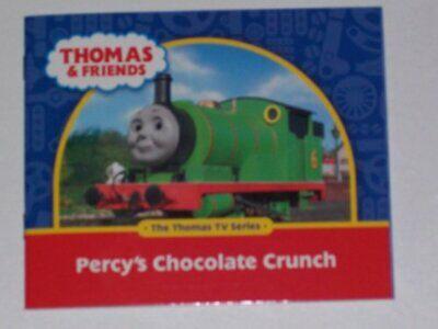 NEW - Percy's Chocolate Crunch