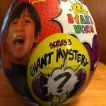 Ryan's World Giant Mystery Egg Series 3