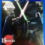 Mens Star Wars Socks Advent Calendar
