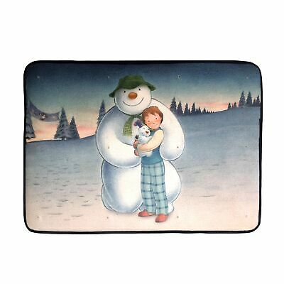 The Snowman, Billy & The Snowdog Illuminated Door Mat