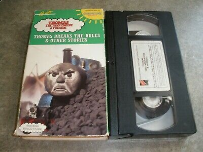 Thomas Friends - Percy's Chocolate Crunch (VHS, 2003)