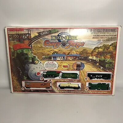 Vintage HO Bachmann Casey Jones Train Set 00617
