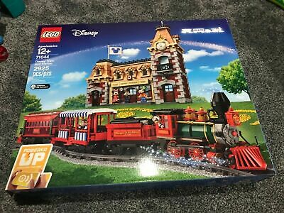 BOX ONLY LEGO Disney Train And Station 71044 *NO LEGOS* ONLY EMPTY BOX