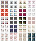 christmas pillow covers 20x20 set of 4