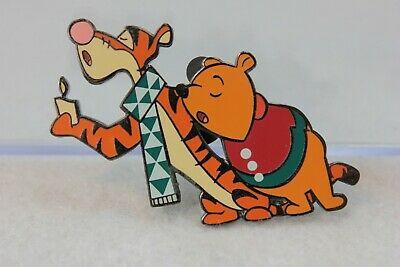 Disney Shopping Store Catalog Pin Advent Calendar 2002 Winnie the Pooh Tigger