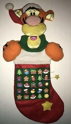 Disney WINNIE THE POOH & FRIENDS Holiday Countdown Christmas Advent Calendar