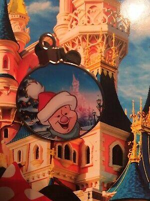 Disneyland Paris 2018 Pin Advent Calendar Piglet Winnie The Pooh