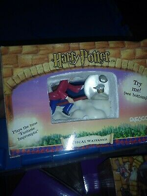 Harry Potter Musical Waterball Snowglobe By Enesco