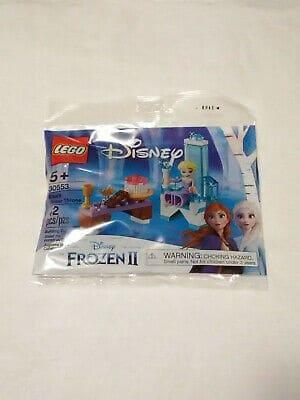 Lego Frozen 2 Castle
