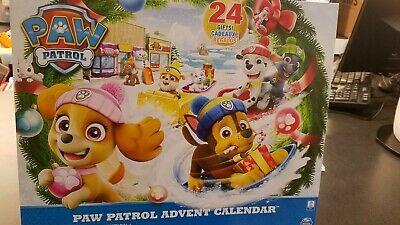 Paw Patrol Advent Calendar Brand NEW 24 Gifts