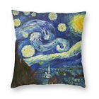 Art Painting Square Cushion Cover Throw Pillow Case Sofa Soft Plush Home Decor