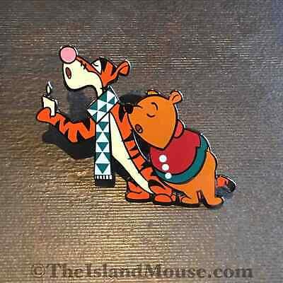 Disney Catalog Advent Calendar Winnie the Pooh Tigger Pin (UI:18047)