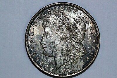 For Sale is a 1921-P Morgan Silver Dollar - VAM 7 Triple Die Reverse AU MDX1810