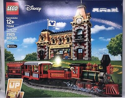 LEGO Disney 71044 Train and Station - 2019 Christmas Holiday Train - Ships Today