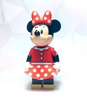 NEW LEGO Minnie Mouse minifigure - dis043 - 71044 Disney Train and Station