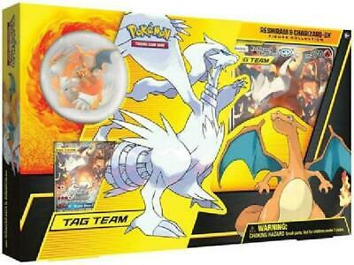 Reshiram & Charizard GX Figure Collection Box (Pokemon) Sealed Pokemon TD2