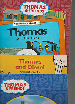Thomas The Tank Engine and Friends x 4:Percy's Chocolate Crunch/Thomas and Diese