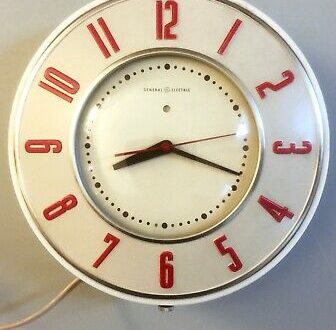 Vintage Kitchen Clocks