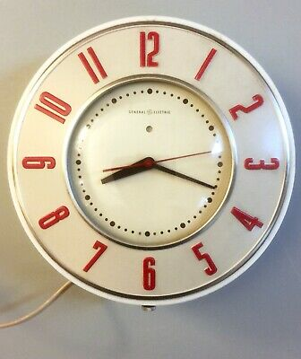 Vintage Kitchen Clocks