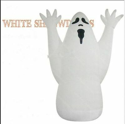 5M Airblown Giant Halloween Decoration Inflatable Halloween Ghost with Blower BI