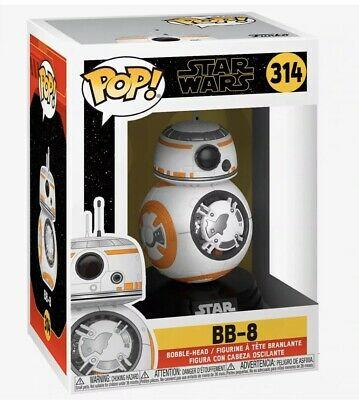 Funko Pop! Star Wars BB-8 #314 Bobble Head Figurine Episode 9 Rise Of Skywalker