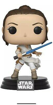 Funko Pop! Star Wars Episode 9 Rise of Skywalker Rey Action Figure