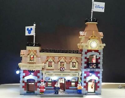 LED Lighting Kit for Lego 71044 Disney Train and Station