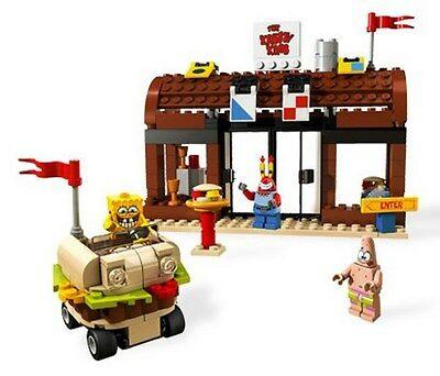 LEGO 3833 - Spongebob - Krusty Krab Adventures - NO BOX / PLEASE READ !!