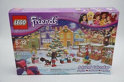 LEGO 41102 Friends Advent/Countdown Calendar Building Set NEW in Box