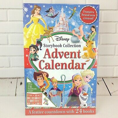 Disney Storybook Collection 24 Story Books Advent Calendar 2019 Toy Story Frozen