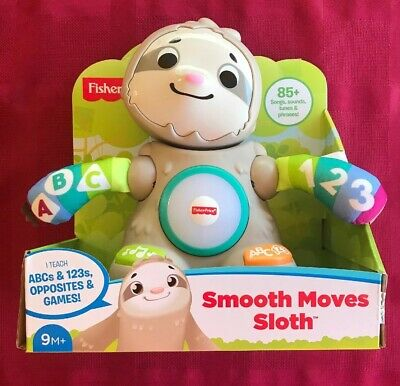 Fisher-Price - Linkimals Smooth Moves Sloth