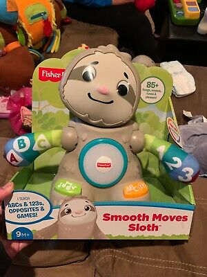 Fisherprice Linkimals Smooth Moves Sloth, BRAND NEW, ORIGINAL PACKAGING