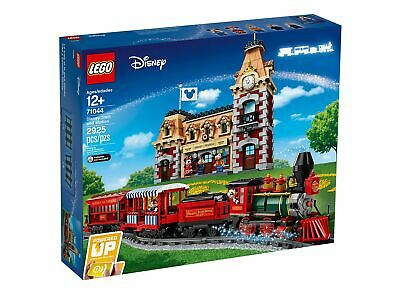 LEGO Disney: Train and Station - 71044 [Building Set 2925 Pcs 5 Minifigures] NEW
