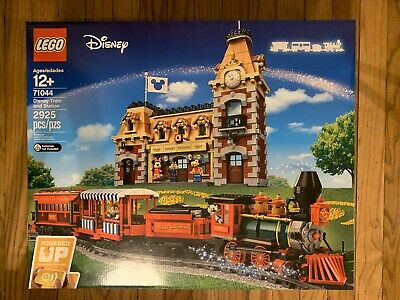 Lego Disney Train And Station 71044 NIB Ready To Ship