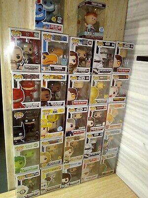 Pop Funko Lot Exclusive Rare Figures Chance Of Getting Big Yella!