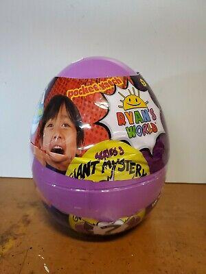 RYAN'S WORLD 735 Giant Mystery Egg Series 3