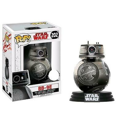 Star Wars - BB-9E Chrome Episode VIII 202 Funko Pop! Vinyl