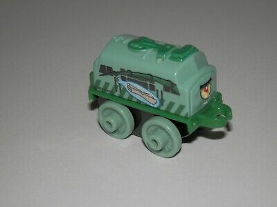 Thomas & Friends Minis 2016 DIESEL - 10 AS PLANKTON - Sponge Bob NEW - WEIGHTED