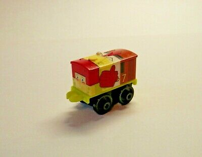 Thomas & Friends Minis 2016 TOBY AS SPONGE BOB - New - WEIGHTED