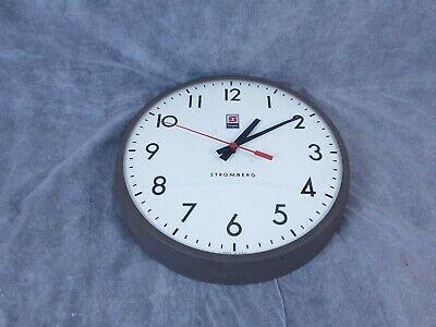 Vintage Large Stromberg Simplex School Slave Clock