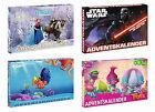 Advent Calendar Christmas Calendar Disney Frozen Star Wars Finding Dory Trolls