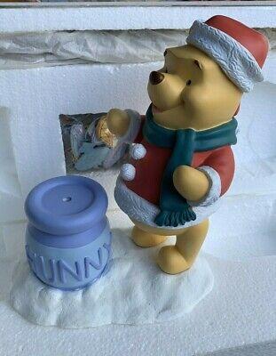Disney Catalog Winnie the Pooh Christmas Tree Advent Calendar