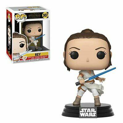 Funko Pop! Star Wars: Episode 9, Rise of Skywalker - Rey NEW