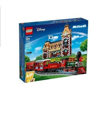 LEGO 71044 Disney Train And Station Free Shipping