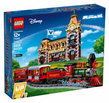 LEGO-71044-Disney-Train and Station-New in Sealed Box!